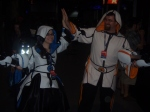Portal 2 cosplay couple. Aint love grand!